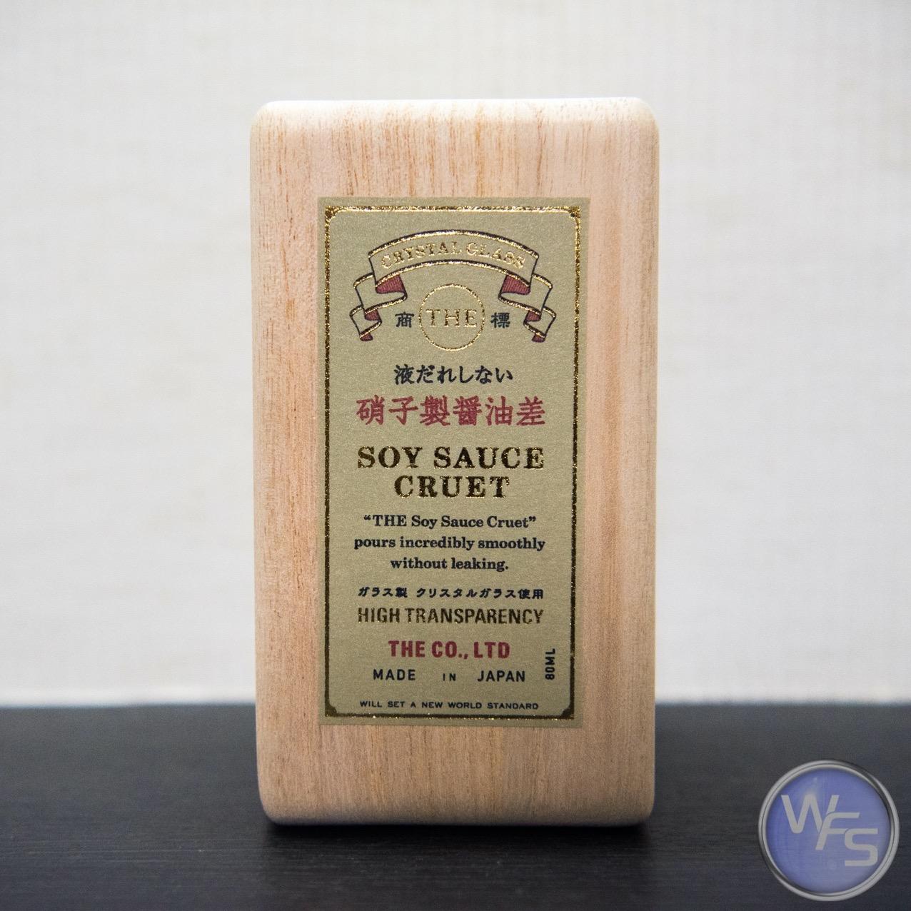 The soy sauce cruet01